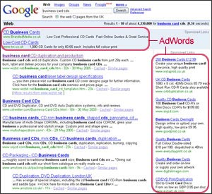 preview adwords ads
